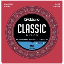 D'Addario EJ27H Classic Nylon Hard Tension