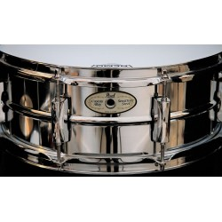 "Pearl STE1465S 14x5"" Sensitone Elite Steel Snare Drum"