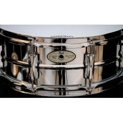 "Pearl STE1465S 14x5"" Sensitone Elite Steel Snare Drum"