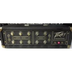 Vintage Peavey Standard 260 1970s Amplifier Head