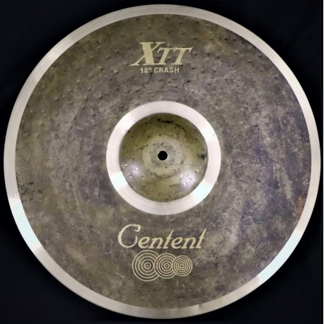 "Centent XTT B 20 Crash 18"""