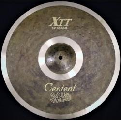 "Centent XTT B 20 Crash 16"""