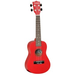 Tanglewood TWT CP WR Concert Ukulele Wine Red