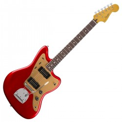 Squier Jazzmaster Candy Apple Red