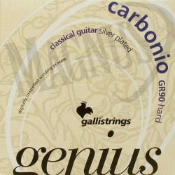 Gallistrings Carbonio guitar strenge Hard