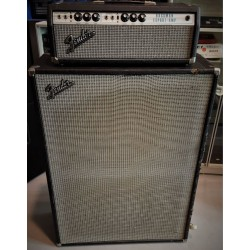 Fender Bassman 70`s Export Amp And Cabinet