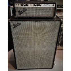 Fender Bassman 70's Export Amp + Kabinet