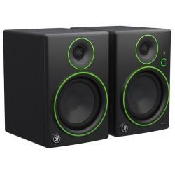 Mackie CR5BT Studio monitors. Bluetooth