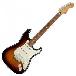 Fender Standard Stratocaster PF, Brown Sunburst