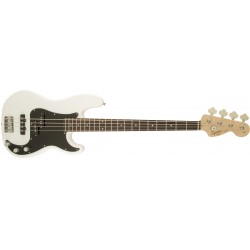 Squier by Fender Affinity Precision Bas PJ Oympic White