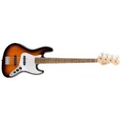 Squier by Fender Affinity Jazz Bass, Brown Sunburst