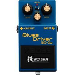 Boss BD-2W Blues Drive 2 Waza Craft