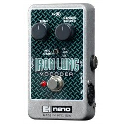 Electro- Harmonix Iron Lung Vocoder Pedal