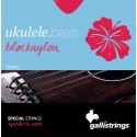 Gallistrings UXB810 Blacknylon ukulele basstrenge
