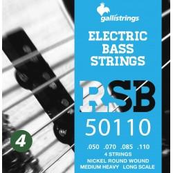 Galli RS1356 El-guitarstrenge 13-56 Extra Heavy