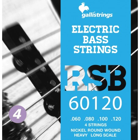 Galli RS1356 El-guitarstrenge 13-56 Extra Heavy