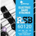 Gallistrings RSB 60120 Elektrisk Bas 4-Strenge Heavy