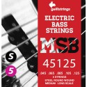 Gallistrings MSB 45125 Elektrisk Bas 5-Strenge Medium Long Scale