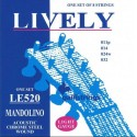 Gallistrings Mandolin Lively LE 520