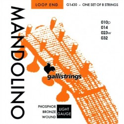 Gallistrings Mandolin G1430 Loop End
