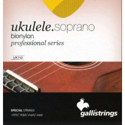 Gallistrings Ukulele Tenor