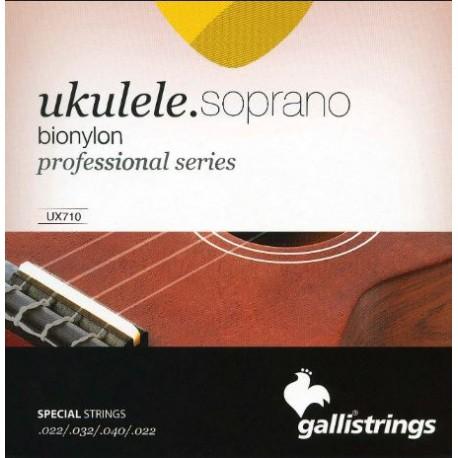 Gallistrings Ukulele Soprano