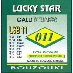 Gallistrings Bouzouki LBS 011