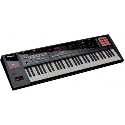 Roland FA-06 Workstation Left
