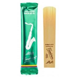 Vandoren Grøn Java Tenor Sax enkeltblad, hårdhed 3