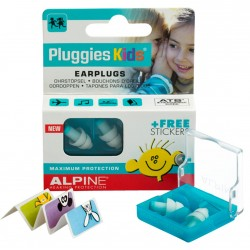 Alpine Pluggies Kids Ørepropper til børn