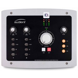 Audient iD22 USB Audio Interface Front
