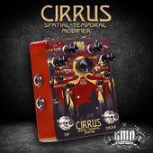 KMA Audio Machines. Cirrus - Delay & Reverb i absolut topkvalitet. Se den seneste demo fra The Pedal Zone på YouTube.@kma_audio_machines #orkestergraven #kmaaudiomachines #reverb #delay #effects #guitar #bass #gearporn #gearnerds