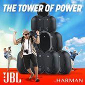 JBL 104 ONE SERIES højttalerpar. De står fremme i butikken lige nu, så det er bare med at få skoene på og komme ud ad døren! 🤸♀️⛸⏱ @jblaudio_dk #jbl #Orkestergraven #speakers #musicstore #musicgear