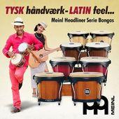 Hvis du har brug for rigtigt at SLÅ dig LØS... har vi BONGOTROMMER fra Meinl Percussion Slip det sydlandske temperament løs, lad blodet nå kogepunktet og låget lette fra gryden!#orkestergraven #merino #meinlpercussion #bongoes @meinlpercussion