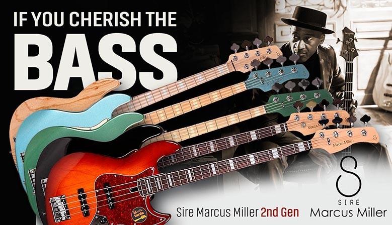 Marcus Miller Banner