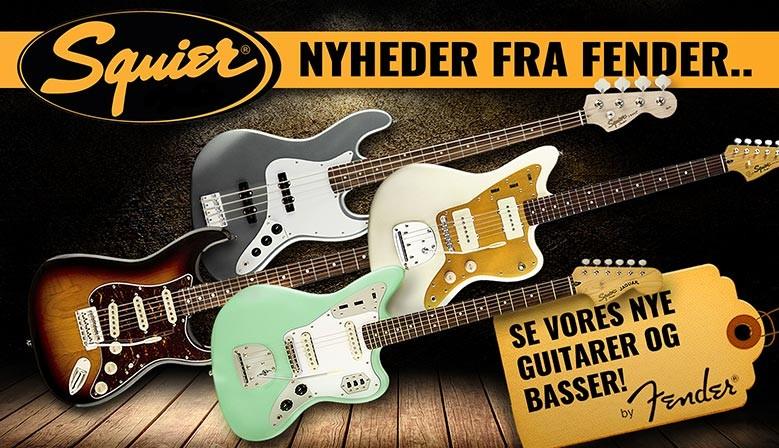 Fender Squier Banner