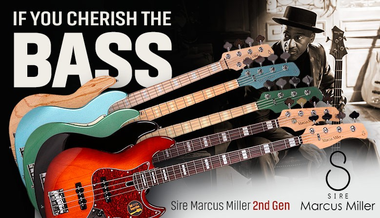 Marcus Miller 2nd Generation