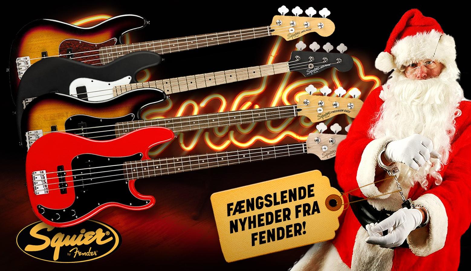 Fender Julebanner