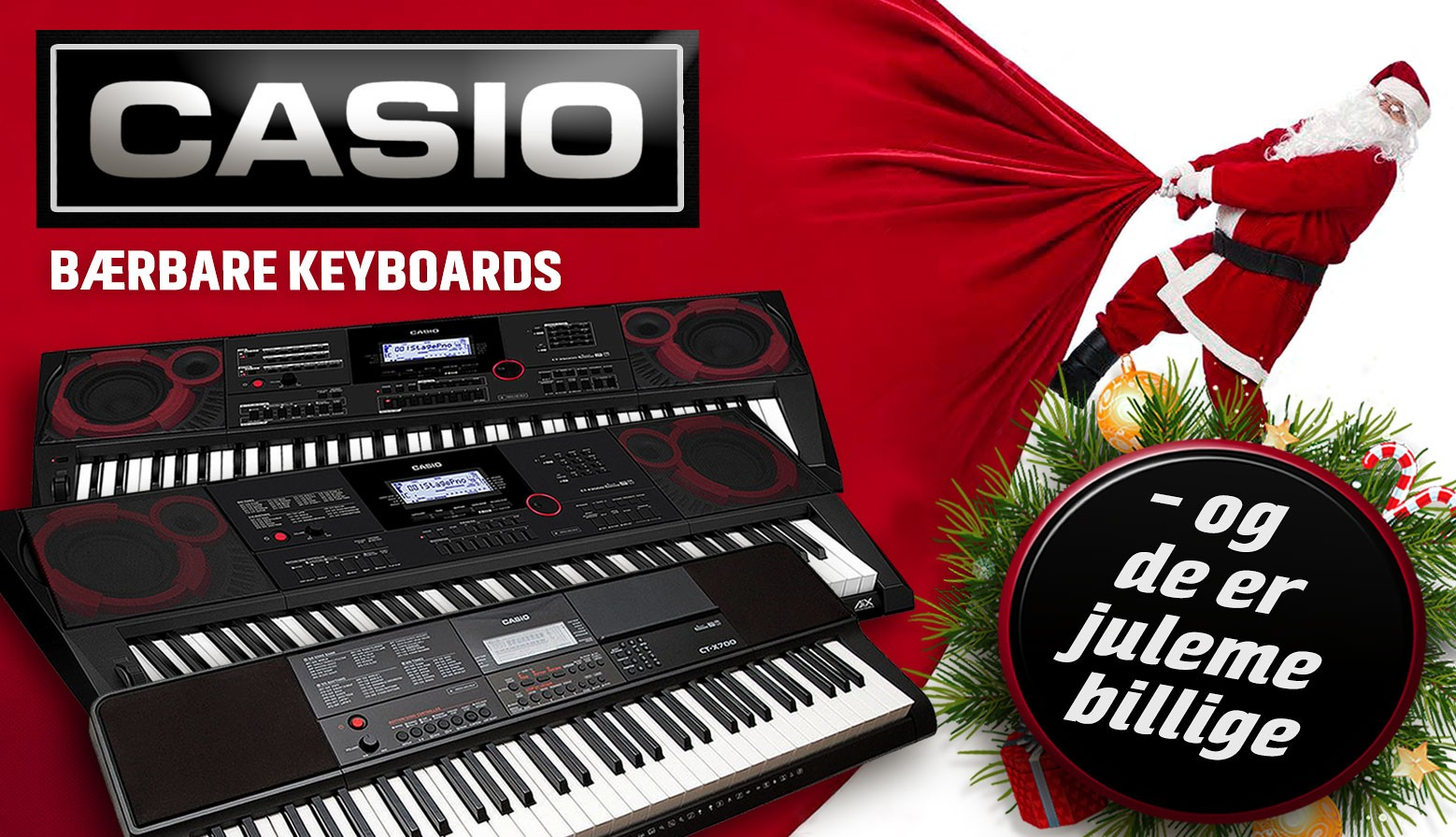 Casio CTX Banner