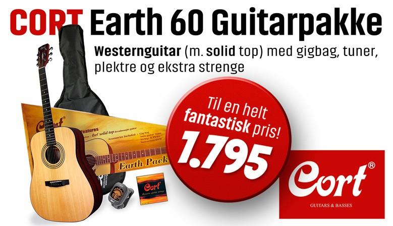 Cort guitarpakke