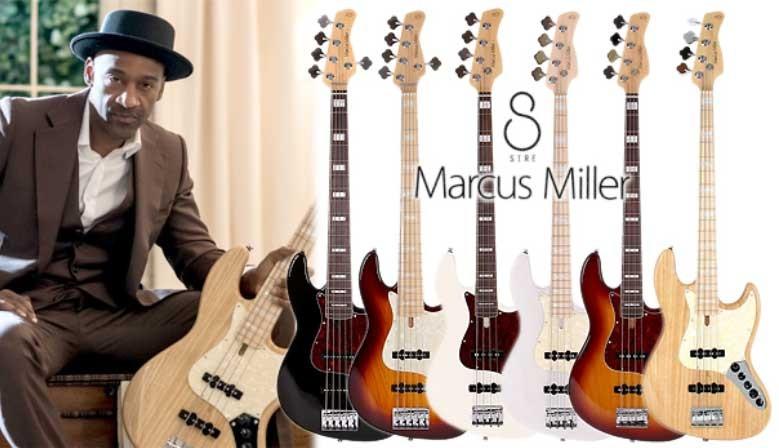 Murcus Miller Bass