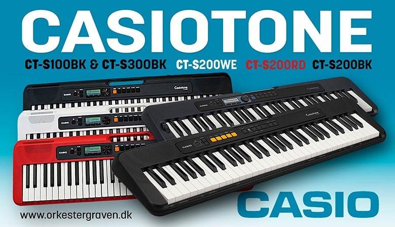 Casiotone Banner