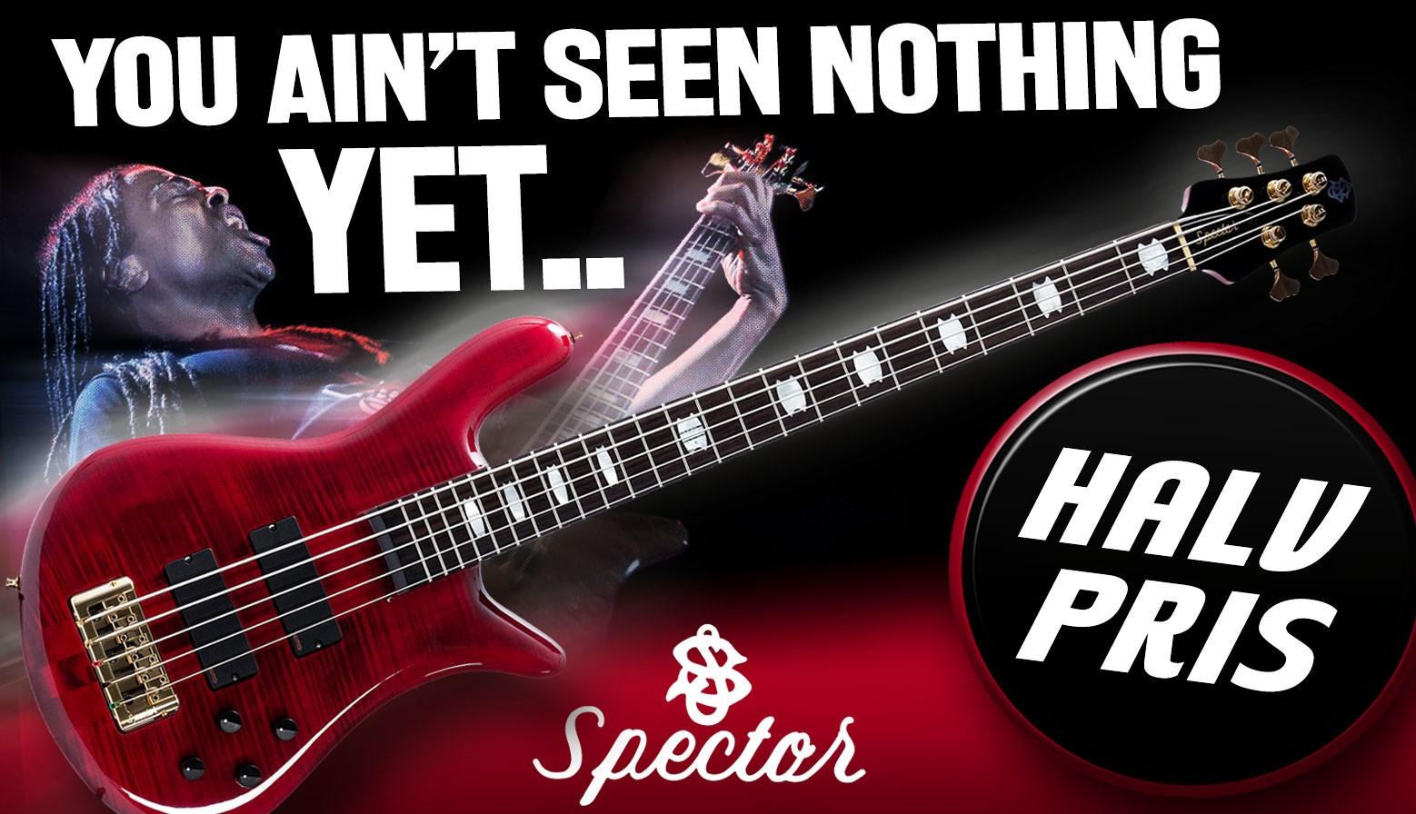 Spector banner