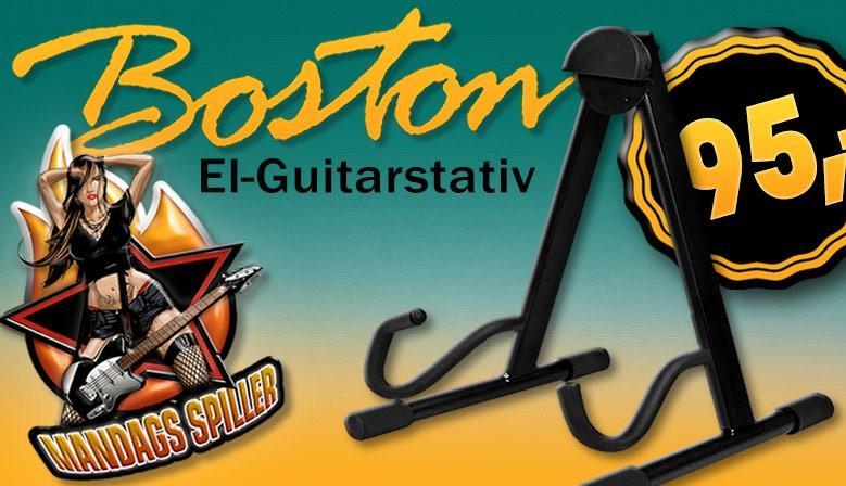 Boston El-guitarstativ