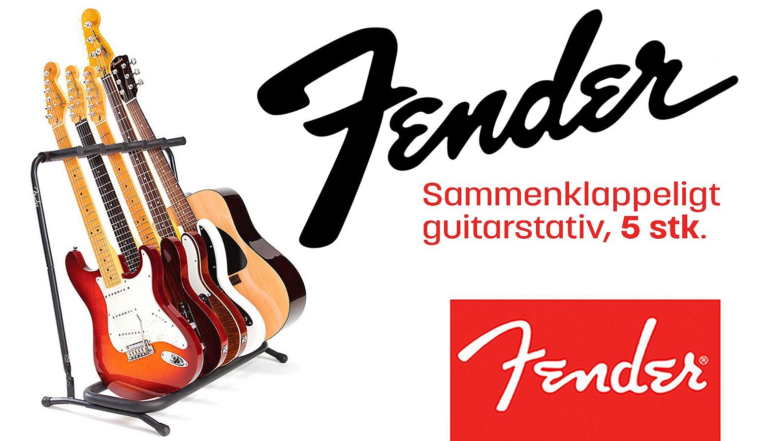 Fender multi stand 5
