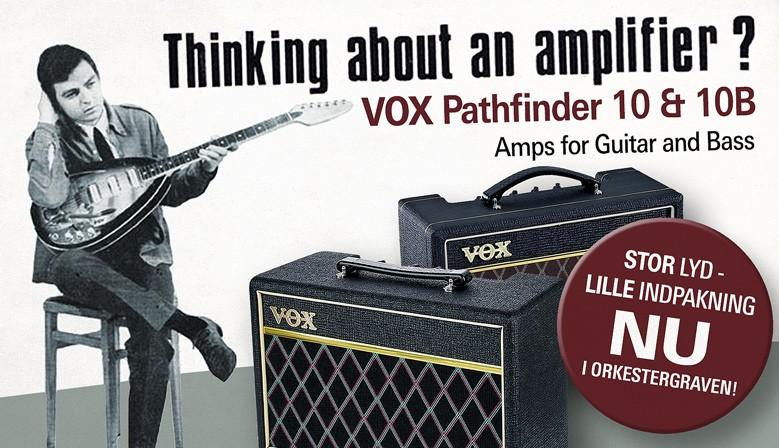 Vox Pathfinder 2021