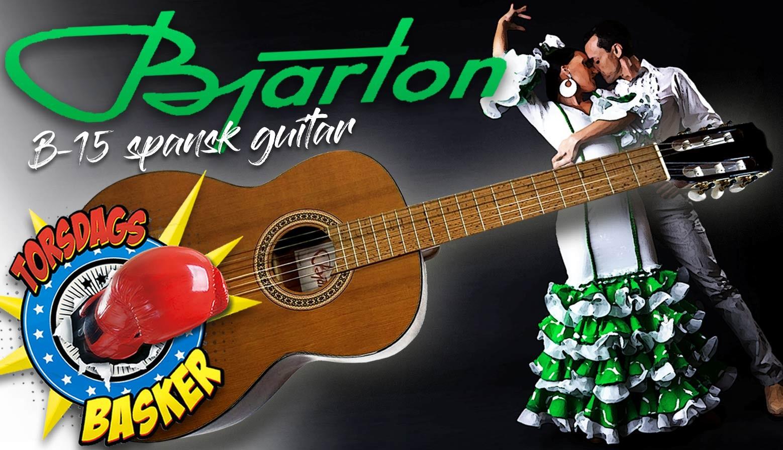Bjarton banner